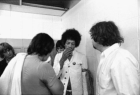 Jimi Hendrix Experience - Electric Guitarland
